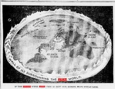Flat Earth News From The Early 1900's — Our Hidden History