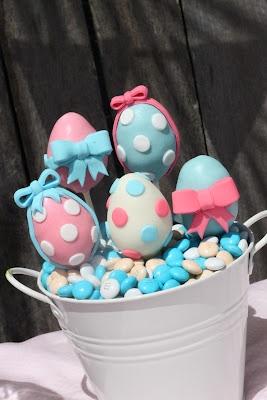 Easter Egg Cake Pop
