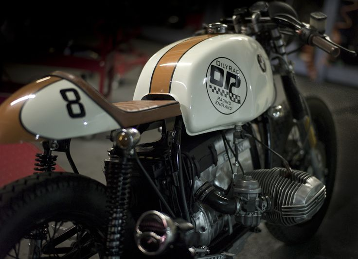 '83 BMW R80 'THE JOKER' | Kevils Speed Shop (Photographed by Andrew Butler http://andrewbutler.net/)
