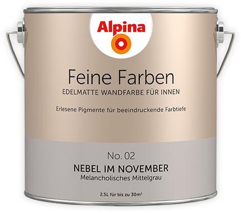 20 best Alpina Feine Farben No. 02 images on Pinterest | November ...