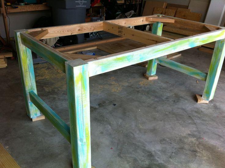 Küchenwagen roller ~ 50 best farm tables images on pinterest woodworking kitchen