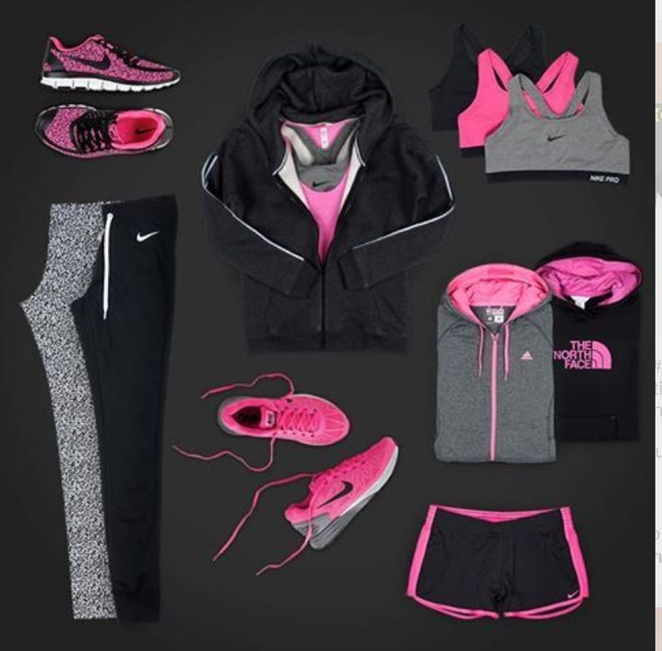 Outfits you can create with nike fitness collection