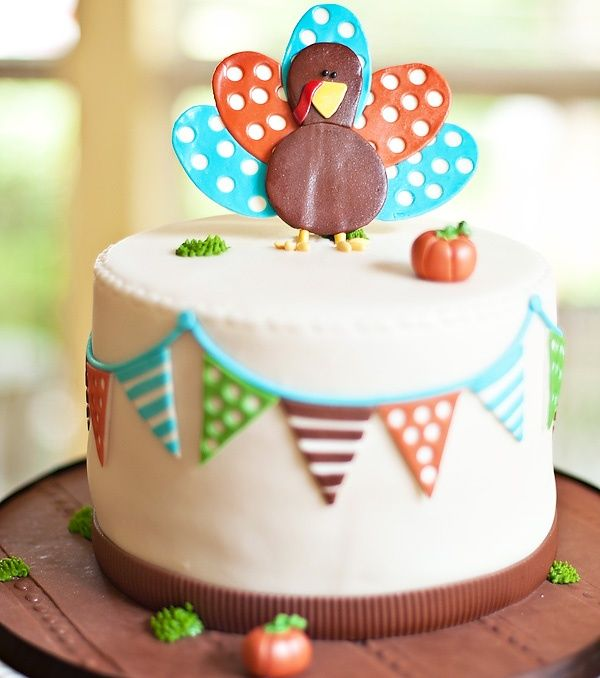 Chloe Bleu: A Thanksgiving Themed Birthday Party
