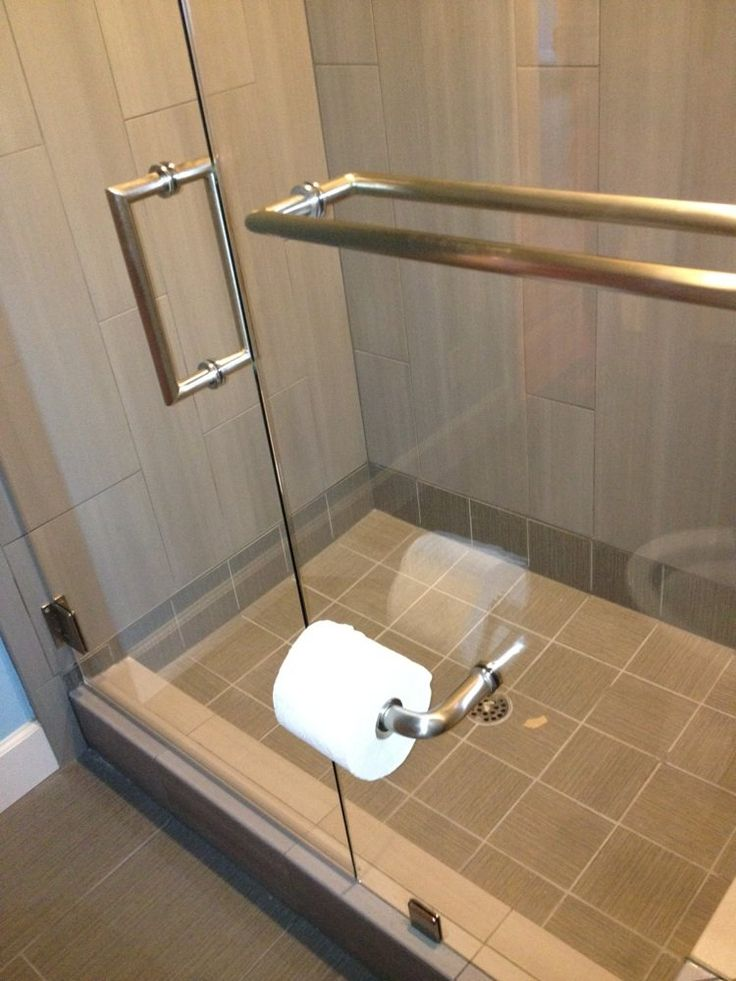 17 best images about bathroom on pinterest wall mount - Bathroom towel and toilet paper holders ...