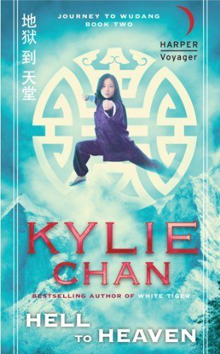 Kylie Chan is an amazing author i have seven  of her books i keep rereading them.