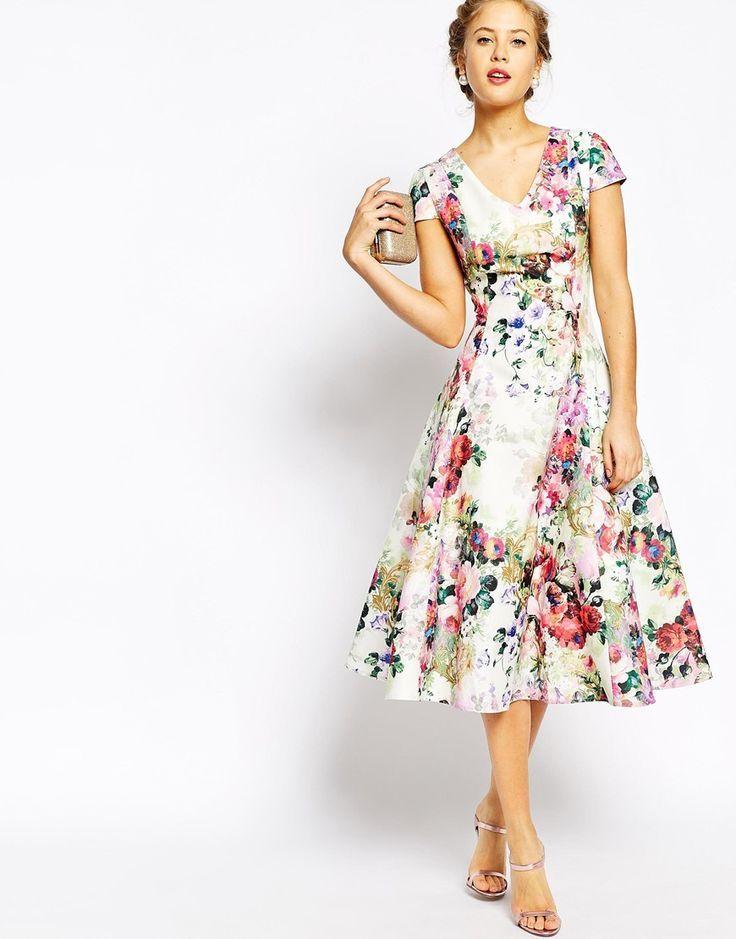 2018 Floral Dresses