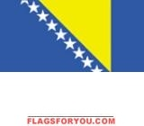 3' x 5' Bosnia Flag