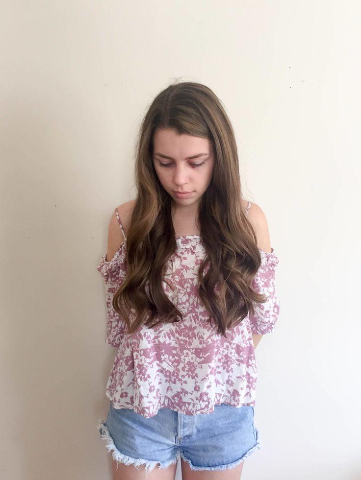 Easy Soft Waves Tutorial | Love, Hannah Lee by Hannah Martin