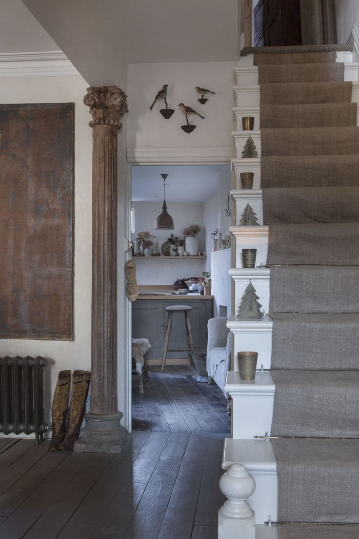 This neglected West Sussex house has been transformed into a study in understated elegance  - countryliving.co.uk