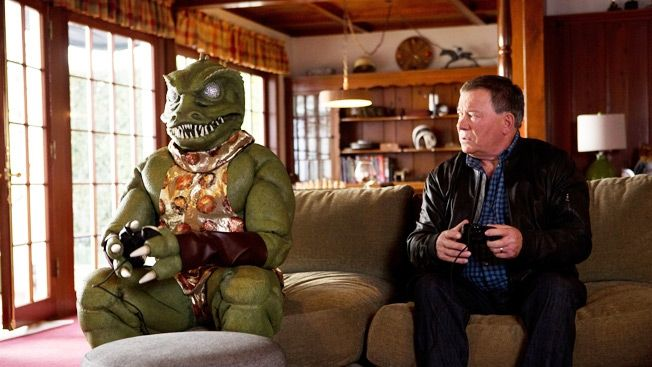 William Shatner Battles the Gorn Once Again in Ad for Star Trek Video Game | Adweek