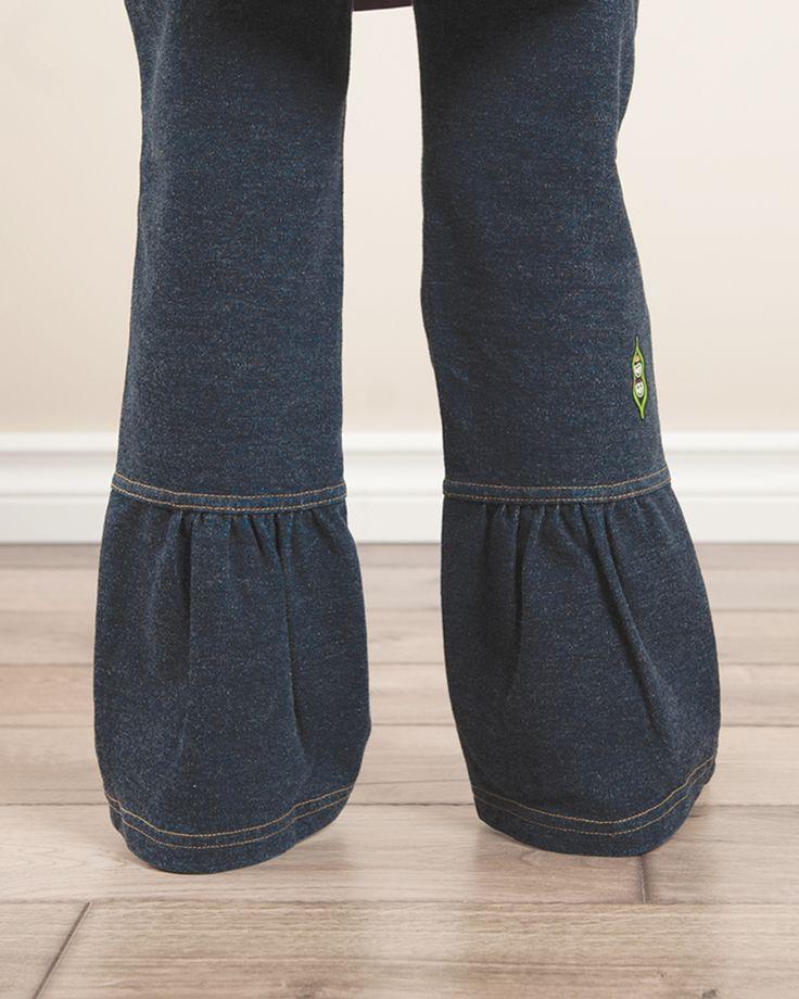 Playbound Pants   Girls - Peekaboo Beans Fall 2016 Collection   www.peekaboobeans.com