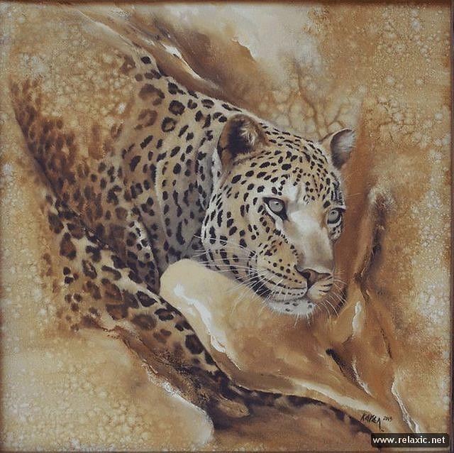 Картинки декупажные животные