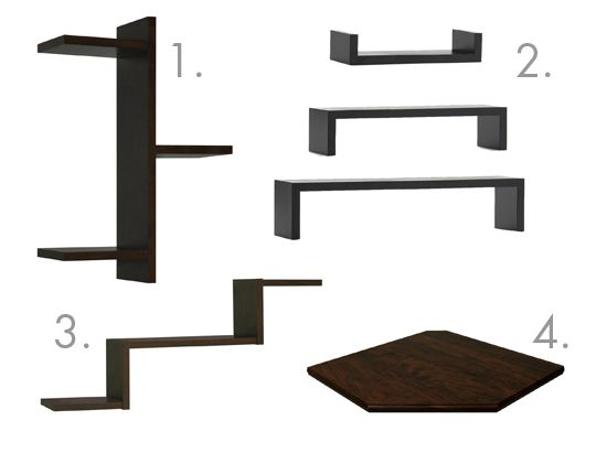 Pre-made Shelves for DIY Custom Cat Climbing Walls | moderncat :: cat products, cat toys, cat furniture, and more…all with modern style