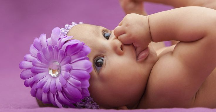 "28 Flower-Inspired Baby Names That Aren't ""Rose"""