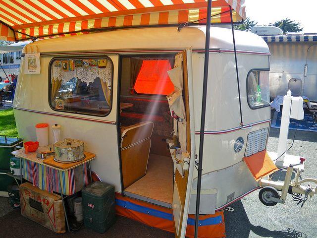 1964 Eriba Puck Caravan | Flickr - Photo Sharing!