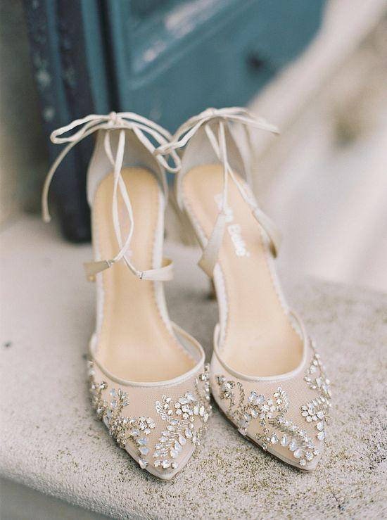 81c88f94f396e4 Bella Belle Florence Embellished Bow Sandal