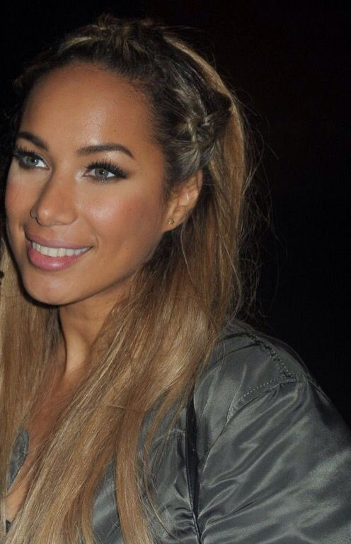 Apologise, but, leona lewis naked conversations! very