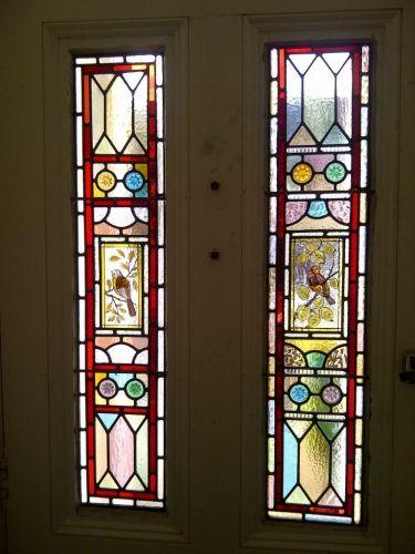 Victorian Stained Glass www.corianderstainedglass.co.uk