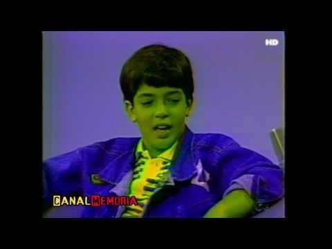 Jô Soares entrevista Bruno Mazzeo, aos 11 anos de idade (1988) - Jô Soares Onze e Meia