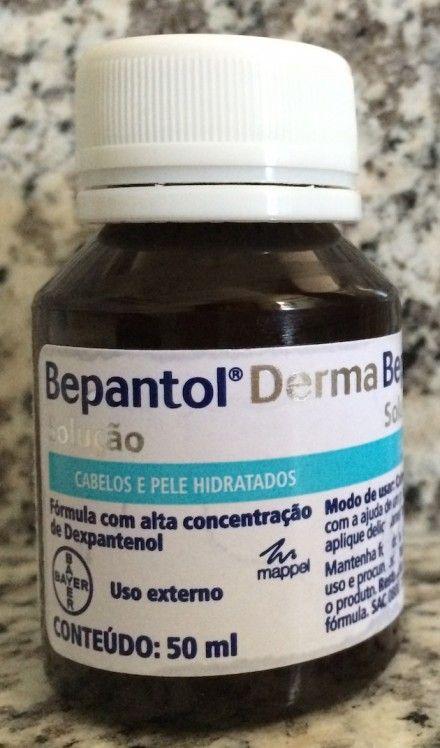 Bepantol Derma Solução: Imbatível para recuperar os cabelos danificados pelo verão