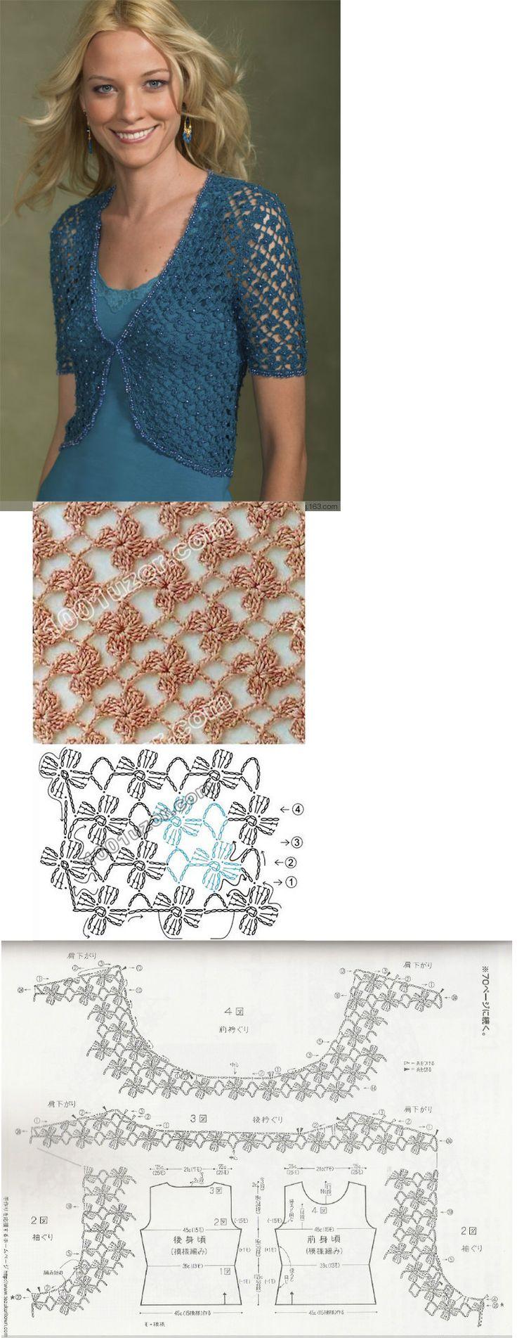 1860 besten free pattern Bilder auf Pinterest
