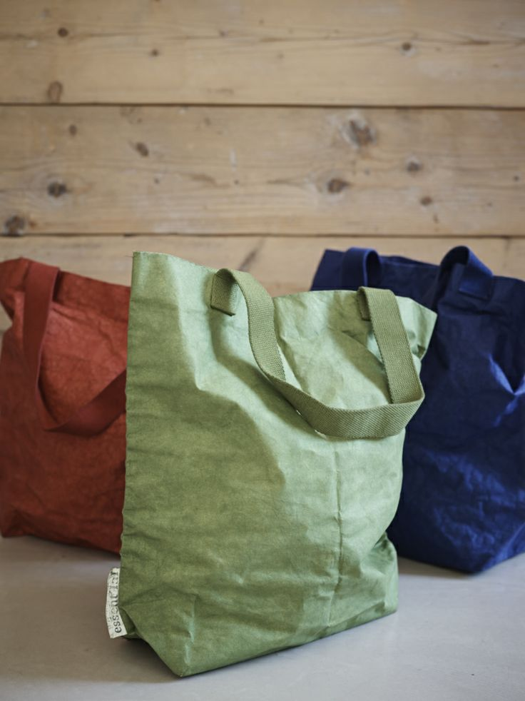 Essent'ial new bags!