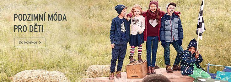 Dětské oblečení na Tchibo.cz #děti #oblečení #online #nákup #tip3dmamablog.cz