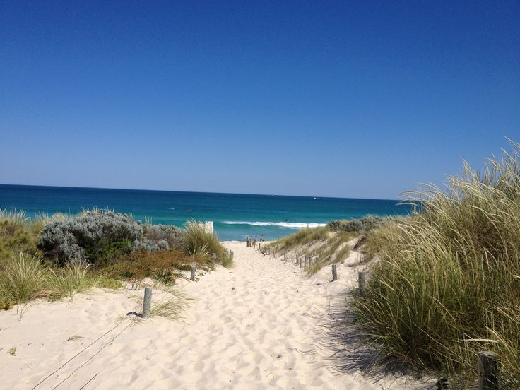 Scarborough Beach, Perth, Australia