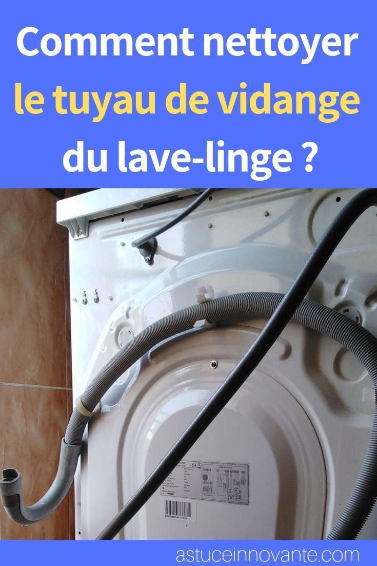 Comment Nettoyer Les Joints De La Machine À Laver comment nettoyer le tuyau de vidange du lave-linge ?   lave