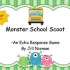 Want a fun way to teach students how to formulate complete and accurate responses to open-ended short answer questions?  Monster School Scoot is a ...