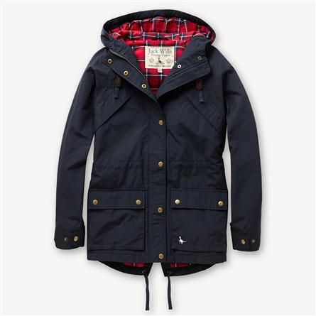Filsdon Parka From Jack Wills