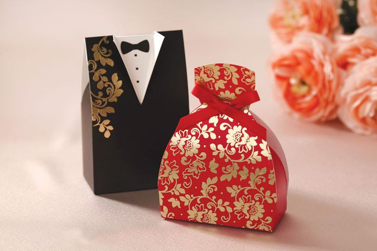 chinese wedding candies wrap