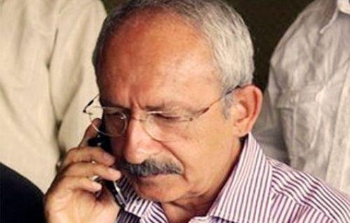 Kılıçdaroğlu, Berkin Elvan'ın Babasını Aradı