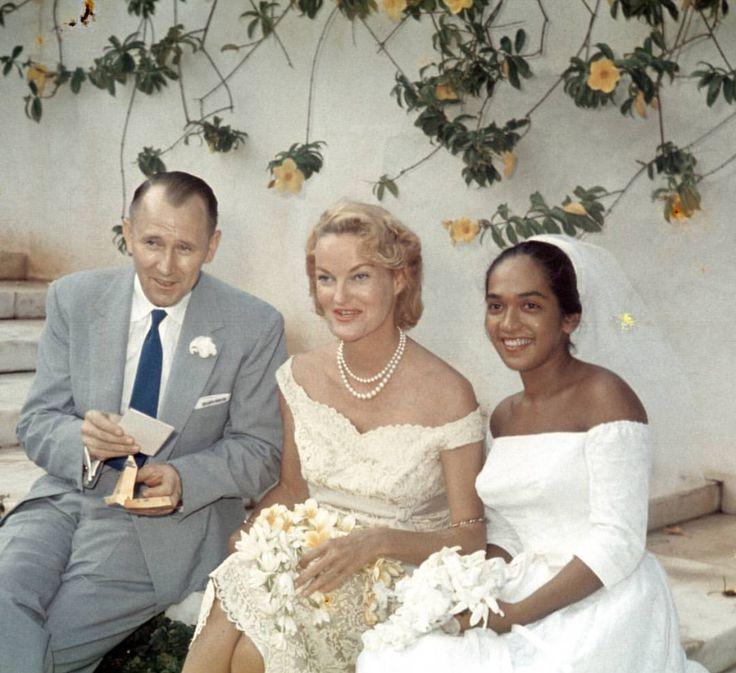 Doris Duke 1958