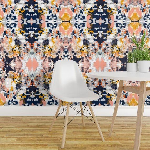 Abstract Wallpaper Stella Abstract Art Print By Etsy In 2021 Abstract Art Wallpaper Abstract Wallpaper Wallpaper