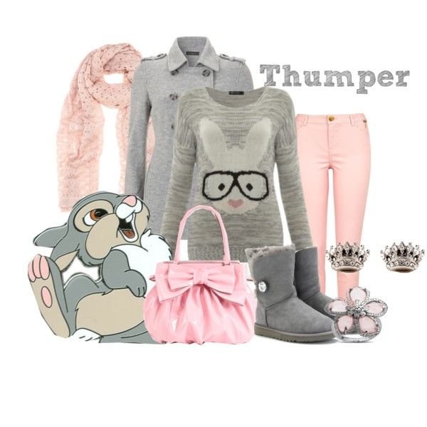 """""""Thumper"""" by audreyk1227 on Polyvore"""
