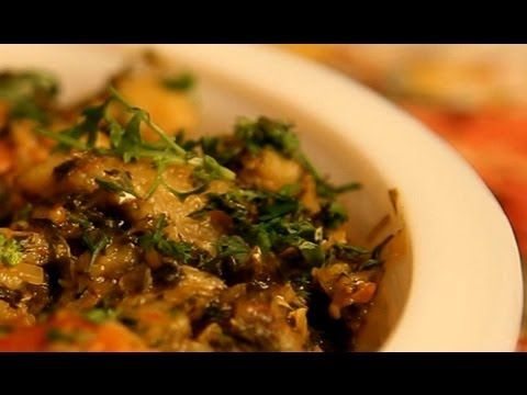 ▶ Best Sindhi Seyal Double Roti (Onion Curry With Bread) By Veena - YouTube