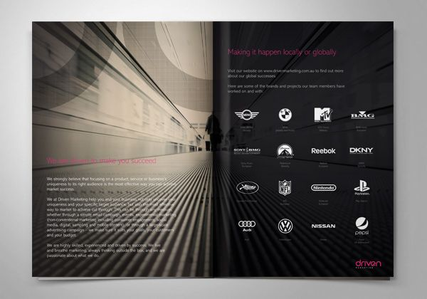 15 Creative Brochure Design Inspiration