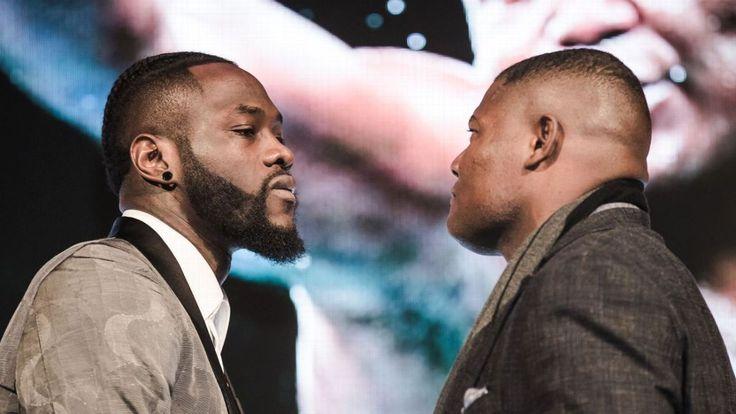 Predictions -- Deontay Wilder vs. Luis Ortiz