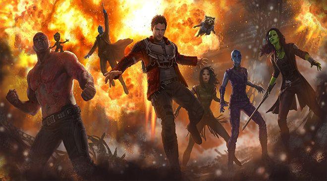 4 мая на большие экраны выходит вторая часть фильма Джеймса Ганна «Стражи Галактики. Часть 2», с Крисом Праттом в главной роли.