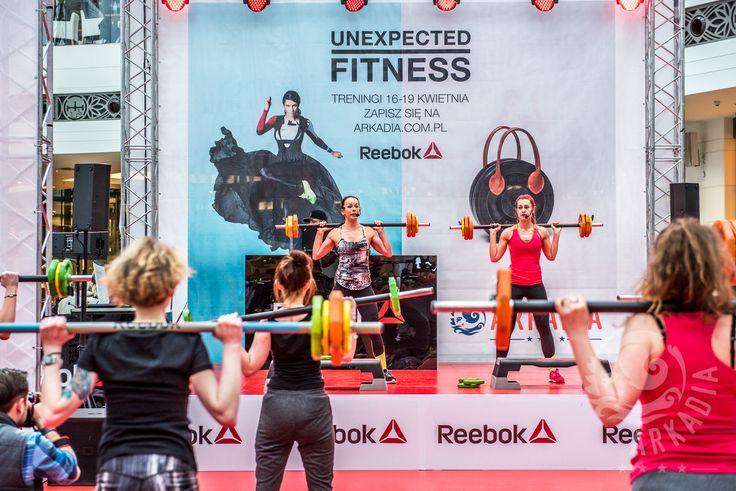 Unexpected Fitness w Arkadii