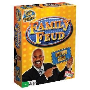 Family Feud 5th Edition Survey Says… Game : Target