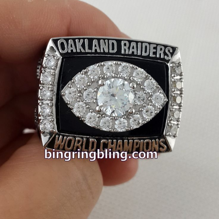 1976 Oakland Raiders Super Bowl Ring for sale ,oakland raiders wedding rings, raiders make up nails,men's oakland raiders ring !