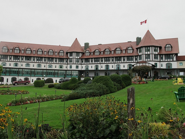 The Algonquin Hotel, St. Andrews, N.B.