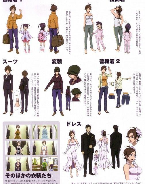 Witchblade Anime Masane | Witchblade Series Rihoko Amaha Character Masane Amaha Character ...