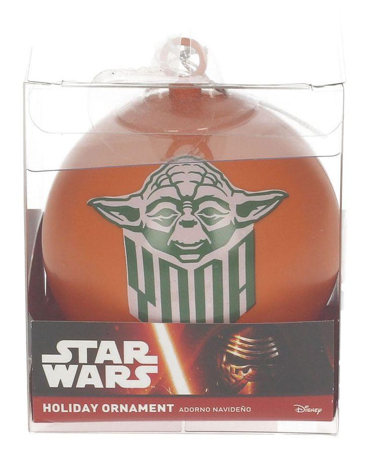 Star Wars Christbaumschmuck Yoda & Logo - Weihnachten