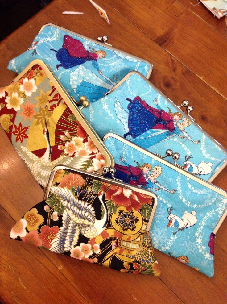 Frozen purses