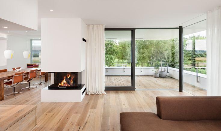 ber ideen zu fernsehwand auf pinterest fernseh. Black Bedroom Furniture Sets. Home Design Ideas