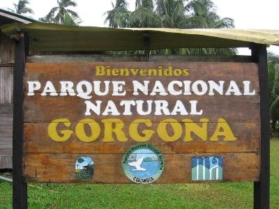 Colombia Travel and Tourism, Isla Gorgona