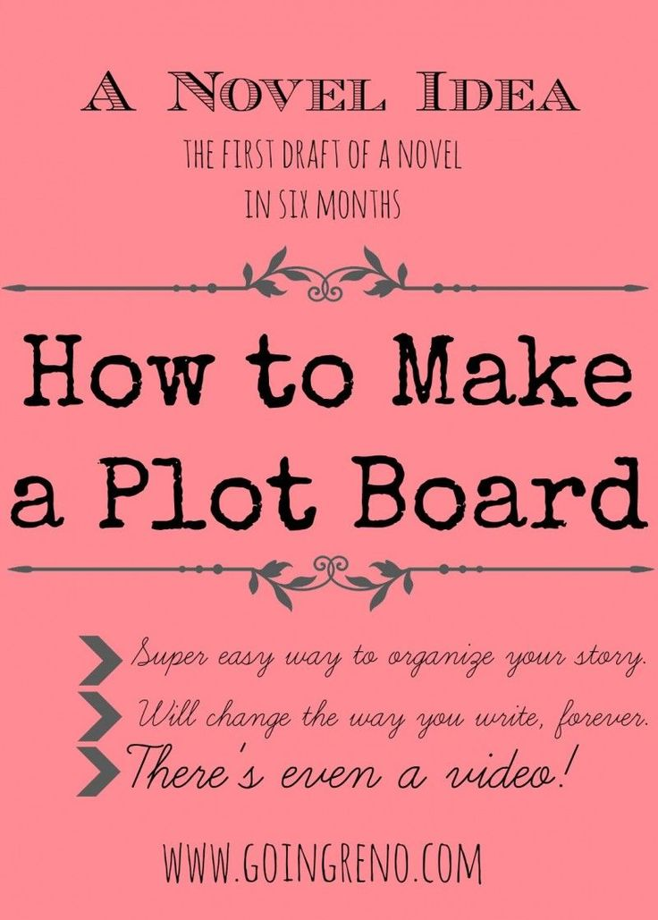 How to Write a Novel Outline and Structure a Story